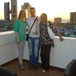 Photo de Burj Almadina Hotel