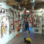 Marionettenwinkel Truhlar interieur