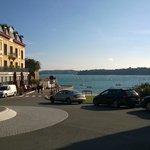 L'hôtel avec la mer