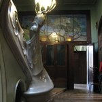 Gorky House - staircase