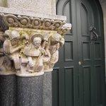 casco antiguo Santiago