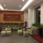 Lobby shot 1 beside cafe