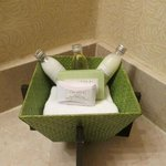 nice toiletries