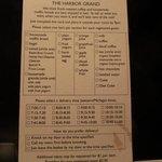 breakfast choices in Nov 2014