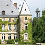 Château d'Adoménil extérieur
