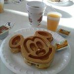 Lo más lindo del desayuno