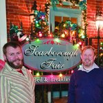 Hosts Barry & Jeff welcome you for the holidays!