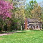 Atkinson-Griffin Log House-Confederate Hospital