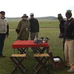 Bush breakfast in Masaai Mara
