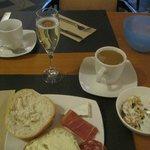 Weekend breakfast with CAVA!
