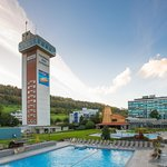 Turmhotel mit Thermalbad