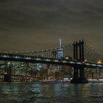 Manhattan Bridge and 1 WTC