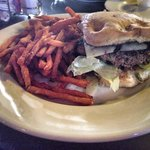287 Roadhouse Burger