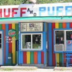 Huff 'N' Puff Drive in