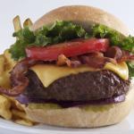 The Summit Burger