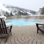 Selkirk Lodge Heated Pool