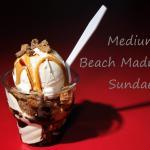 Beach Madness Sundae