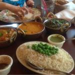 Organic Indian food