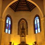 Gothic-style Catholic Church