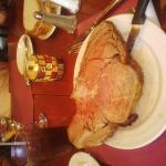 こんなに大きなお肉です