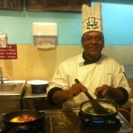 The Genial Chef Srini!