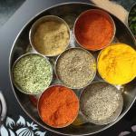 Spices we used