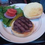 """""""Buffalo"""" Burger"""