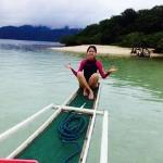 Before we duck to YCC (youth coron club beach)