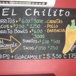 Foto di El Chilito Mexican Grill