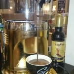 Caffe Venecia Hot Chocolate Vinci