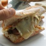 big sandwich :)