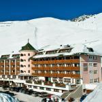 Sporthotel Aussen - Winter