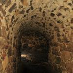 В казематах крепости
