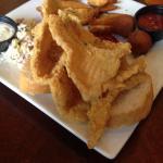 Amazingly Wonderful Thin and Crispy Catfish Platter