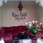 Ambiance romantique au charme marocain