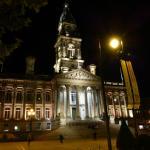 Stadhuis in het centrum van Bolton