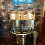 Hand-Washing Station