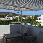 Nassau suite terrace