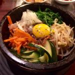Best bibimbap that I've had in years.