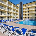 Howard Johnson Inn Ocean City Oceanfront