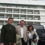 Jimmy Samuelson on cruise