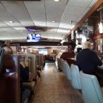 Princetonian Diner Dining Area