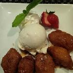 Fried Banana Dessert