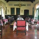 Restaurant en la Planta Baja contigua a la recepción