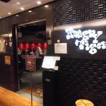 8階レストラン街入口