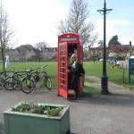The Close, perto da catedral de Salisbury