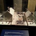 Diorama at the Old Barracks Museum