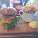 KJI Chicken Burger