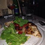 closed pizza