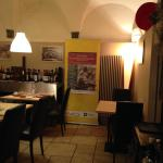 interno ristorante Olmo (fuori orario)